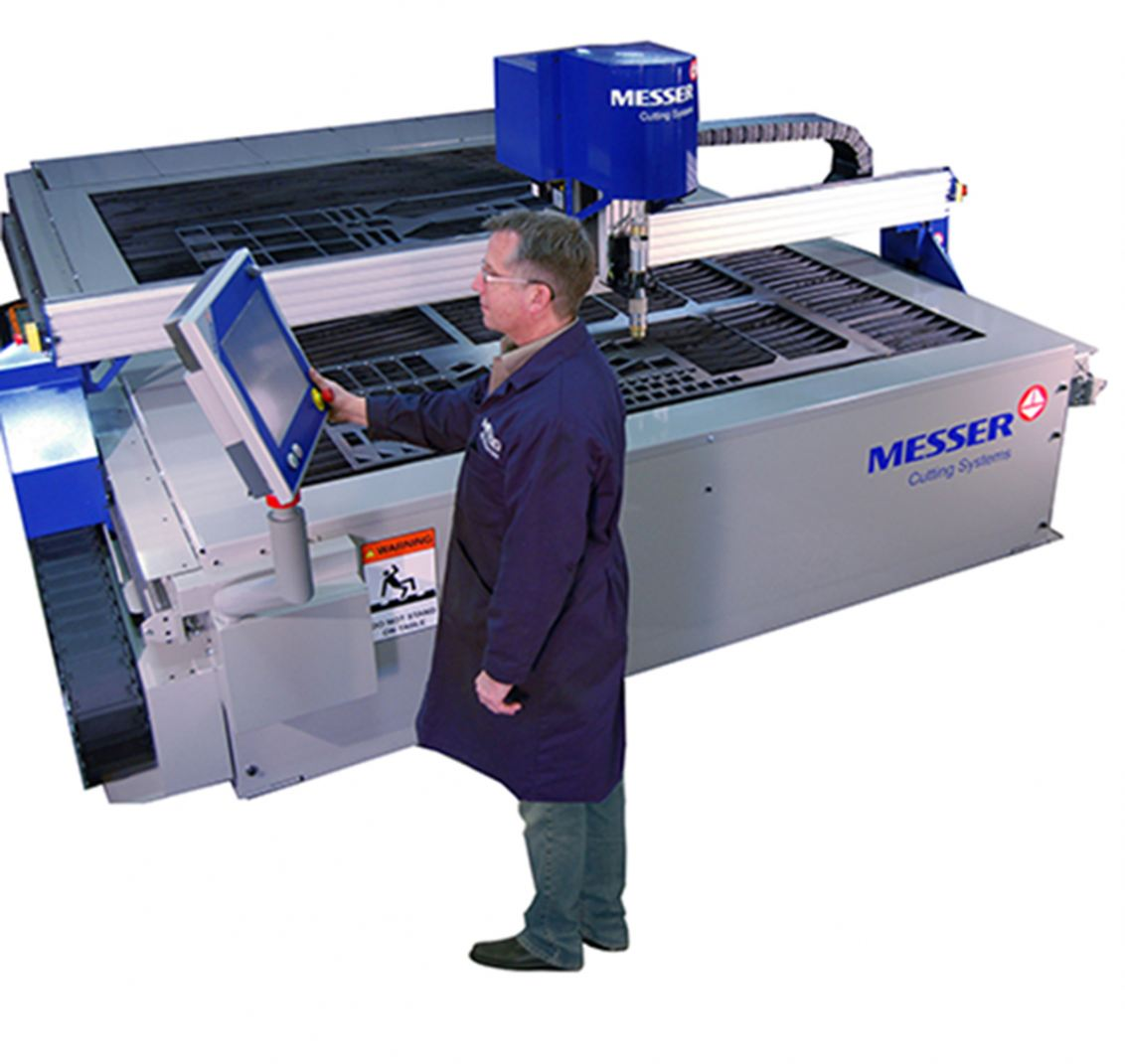 Messer Cutting Systems EdgeMax L-Series Watertable