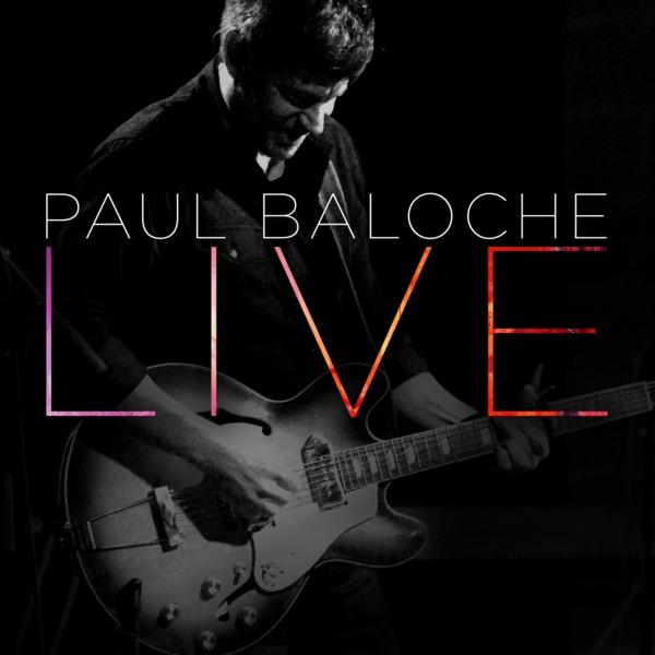 Paul Baloche - LIVE releases April 1