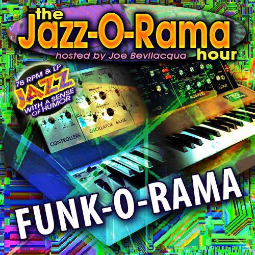 Joe Bev's Funk-O-Rama pays tribute to 70s jazz-rock fusion.