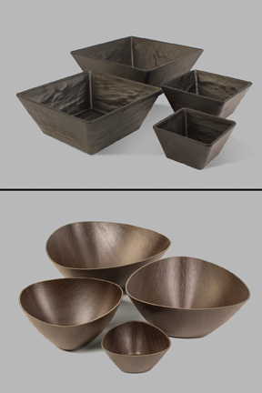 FFR Slate and Espresso Displayware