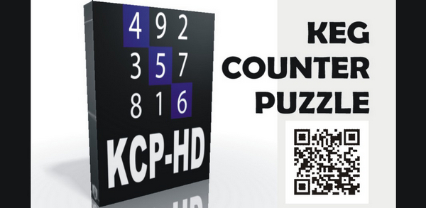 Fun & Challenging Keg Counter Puzzle