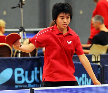 Crystal Wang, 2014 US National Women's Team Member