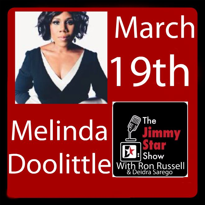 Melinda Doolittle on The Jimmy Star Show