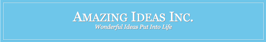 Amazing Ideas Inc Logo