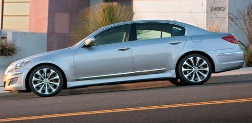 News - 2015 Hyundai Genesis