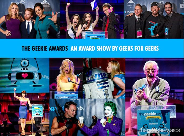 The 2013 Geekie Awards Highlights