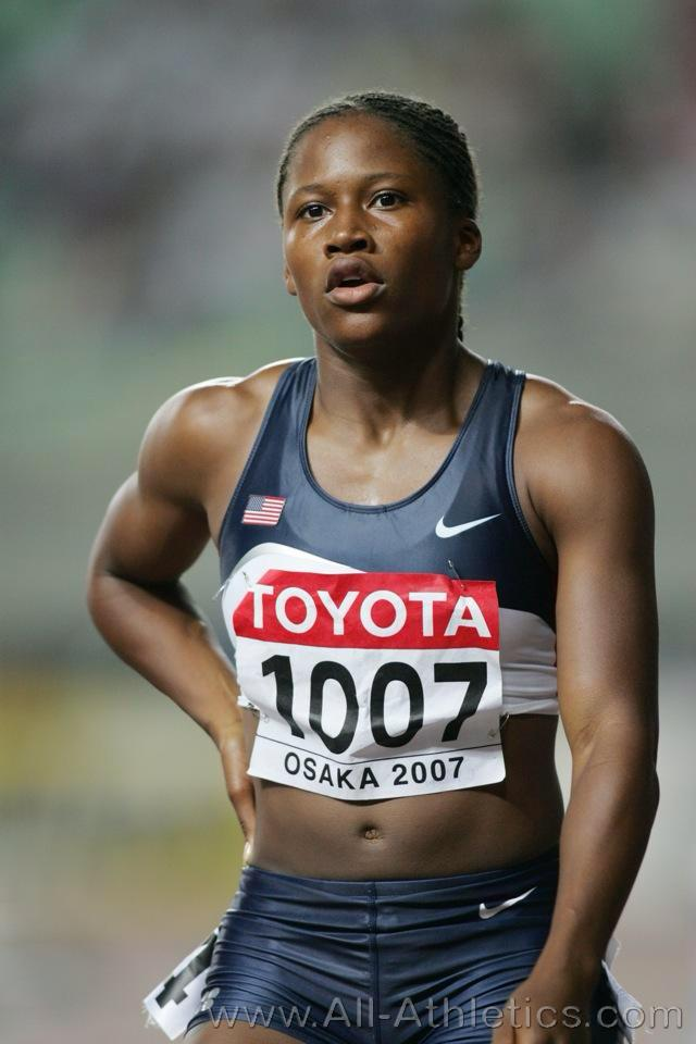 lauryn williams olympic athlete