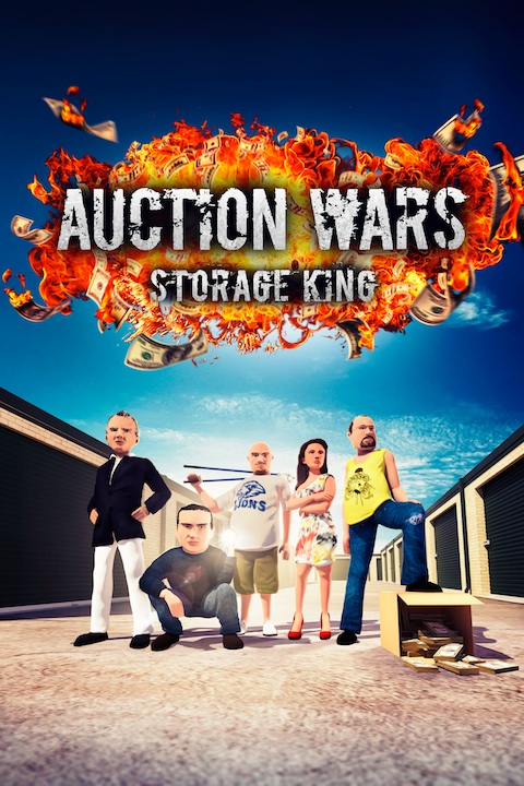 Auction Wars: Storage King available on the App Store
