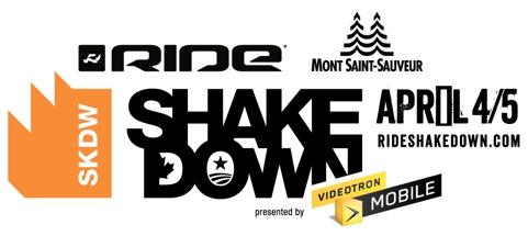 Ride Shakedown