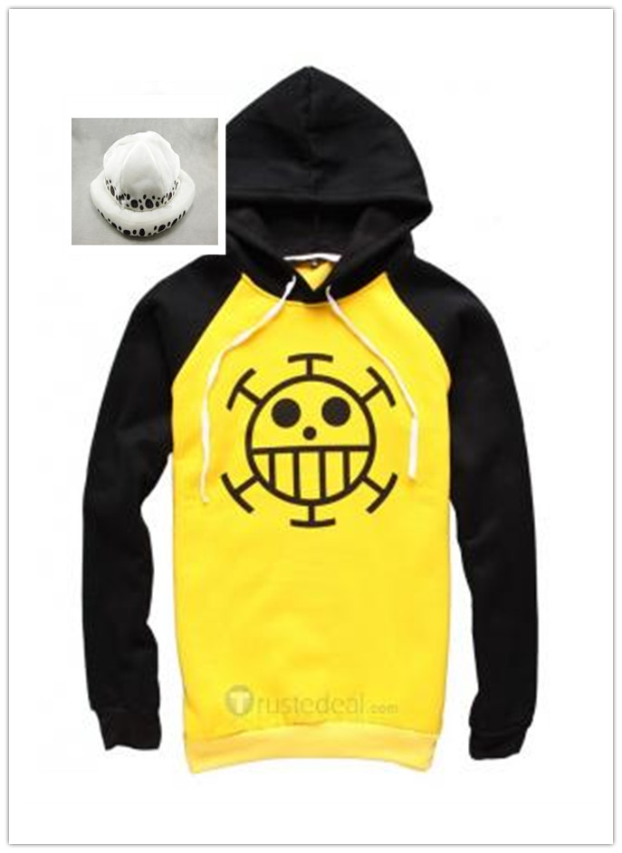 One Piece Trafalgar Law Cosplay Costume$32.99