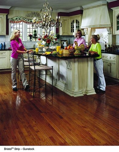 Refresh your kitchen with Ann Arbor Carpets laminate flooring