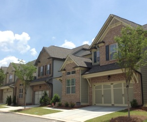Single-family Homes at Highlands of Sandy Springs