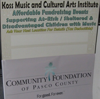 Successful music recital held in tampa community koss for Alez haitian cuisine