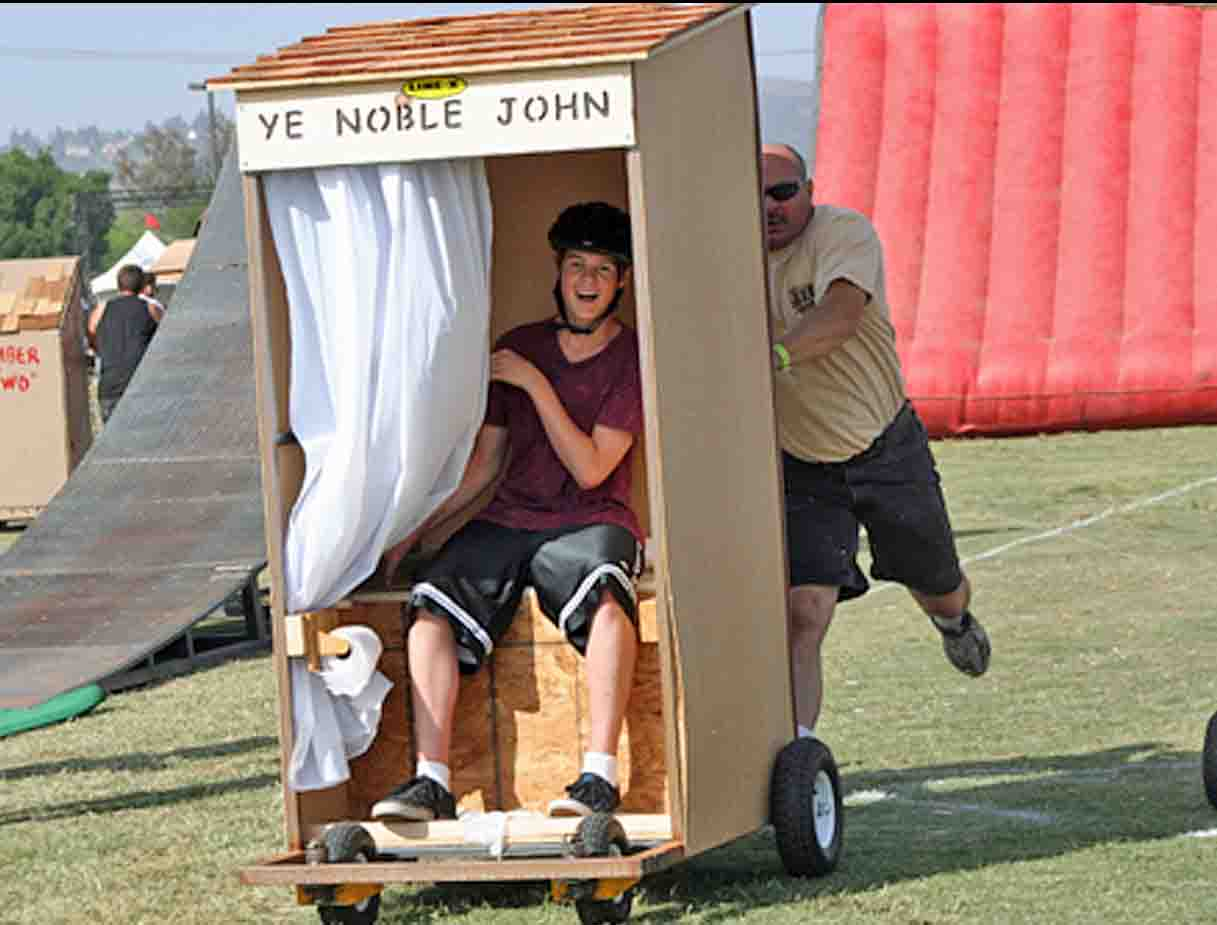Conejo Valley Days Outhouse Races