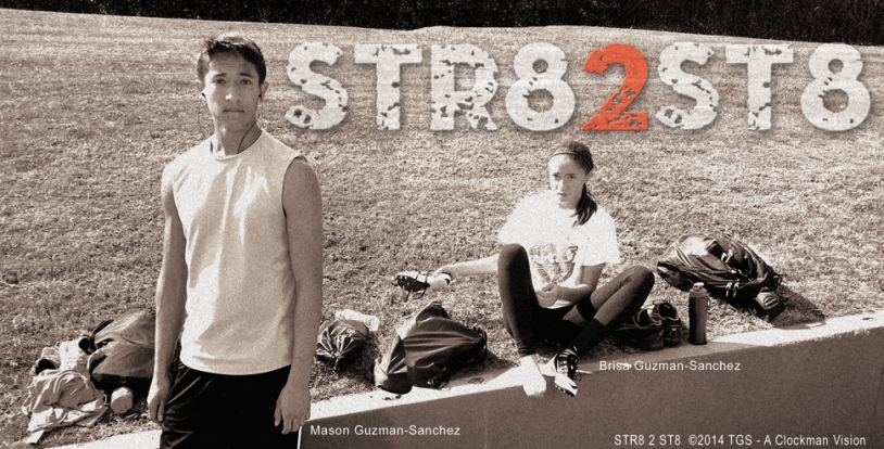 """STR8 2 ST8"" A new film about a brother and sister hurdle duo and their journey."
