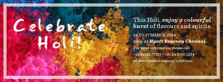 Facebook cover page_Holi