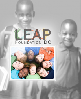 LEAP Foundation DC builds bridges between hope and achievement in the community,