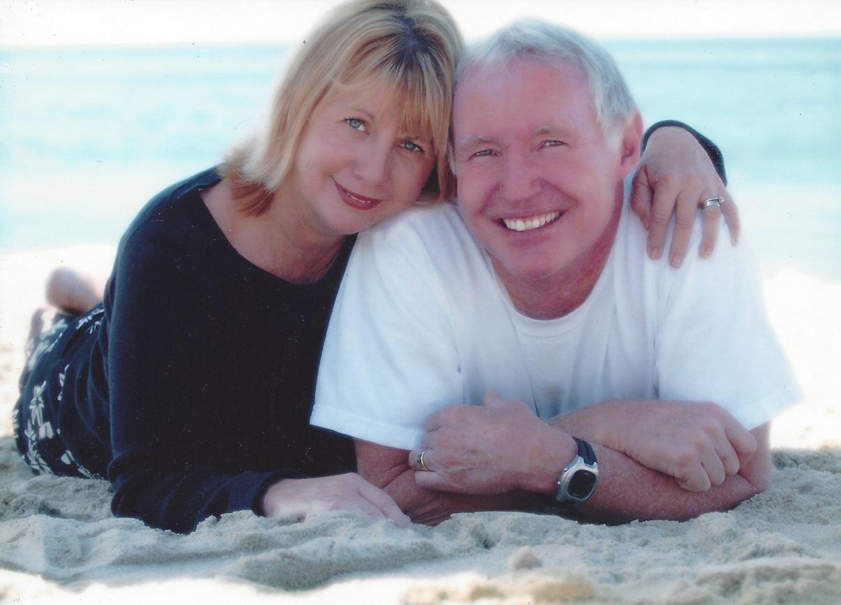 Debbie and Jerry Derloshon