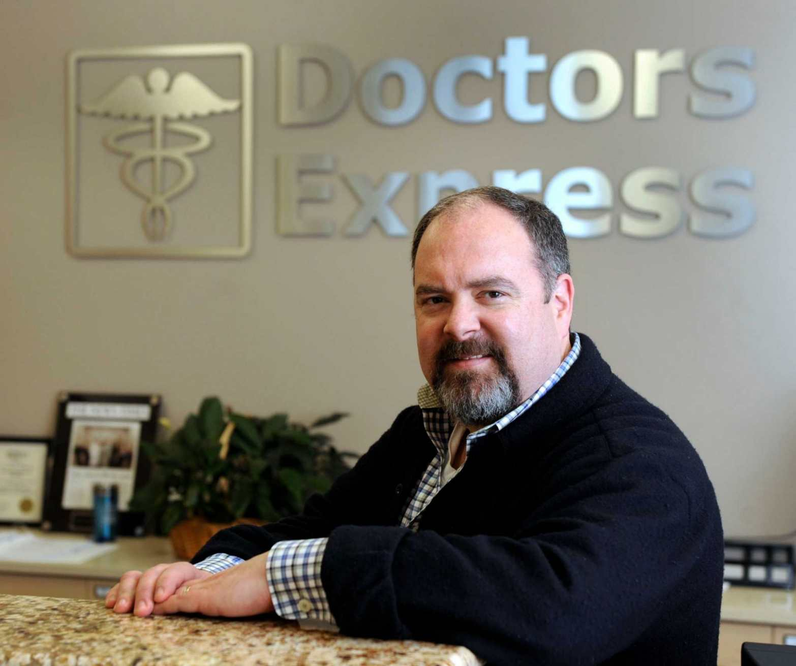 Tom Kelly, Co-Owner Doctors Express Danbury and West Hartford