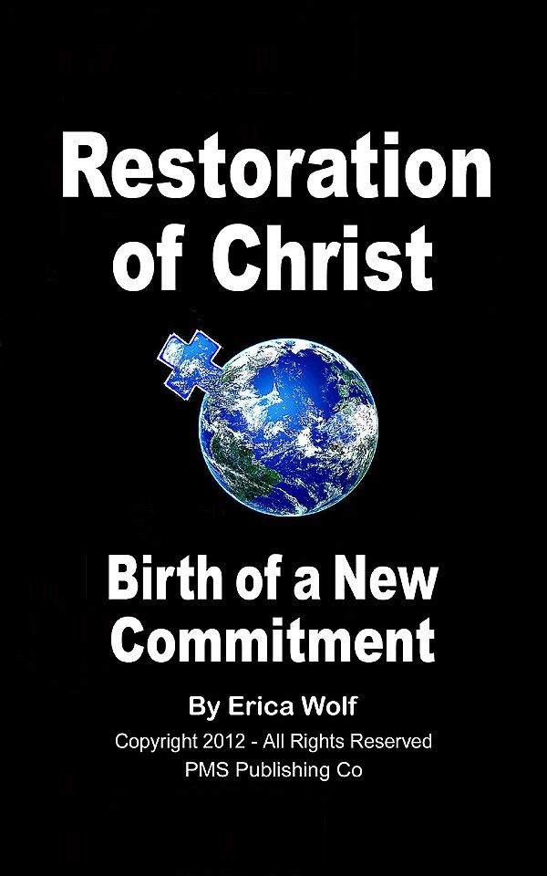 """Restoration of Christ - Birth of New Commitment""  FREE March 16, on Amazon!"