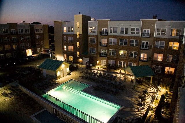 The Lex, premier student housing community in Lexington, KY.