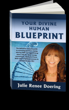 Your Divine Human Blueprint Book Julie Renee Doering
