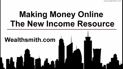 Wealthsmith Your FREE Income Resource