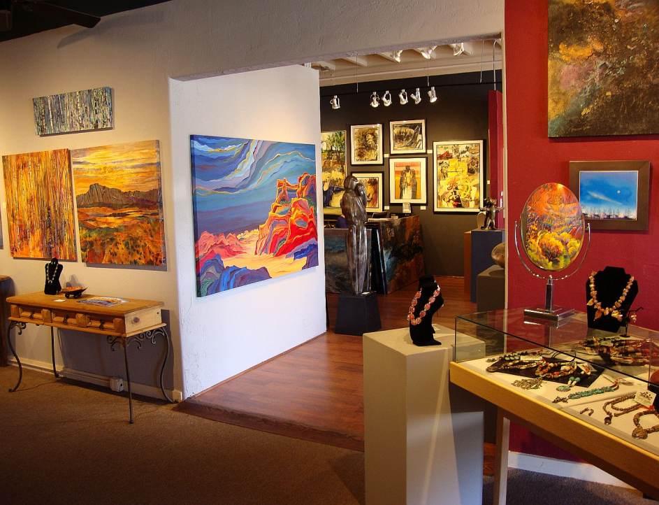 James Ratliff Gallery, Sedona, Arizona