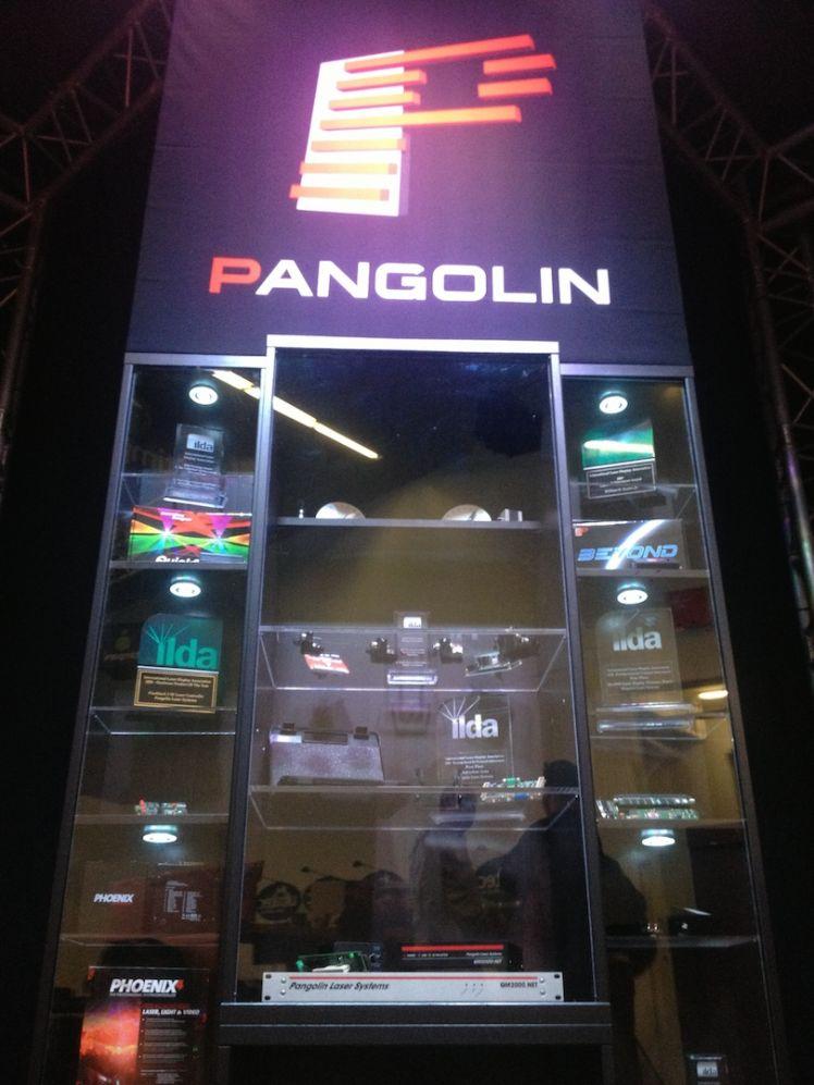 Pangolin Laser Control Technologies