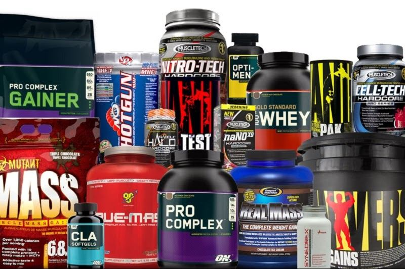 Bodybuilding Supplements - Gain Muscle