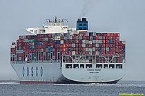 2014 Ocean Vessels
