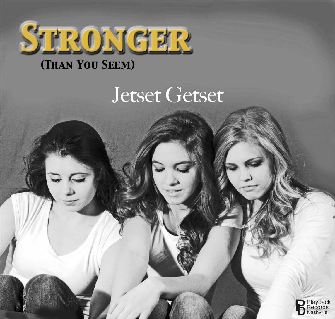 """Stronger (Than You Seem)"" is the new single from teen band JETSET GETSET."