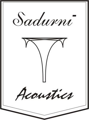 Logo Sadurni Acoustics