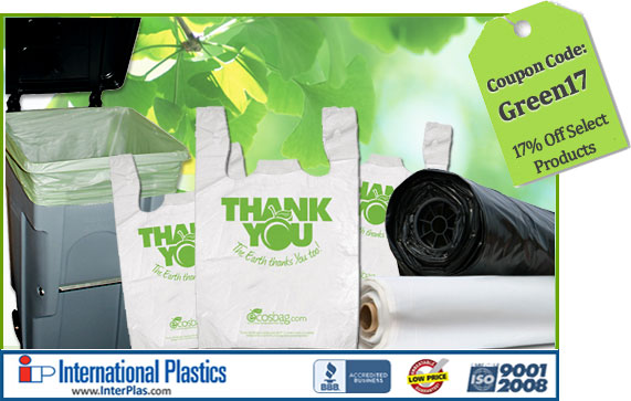 Green Packing & Shipping Supplies Discount
