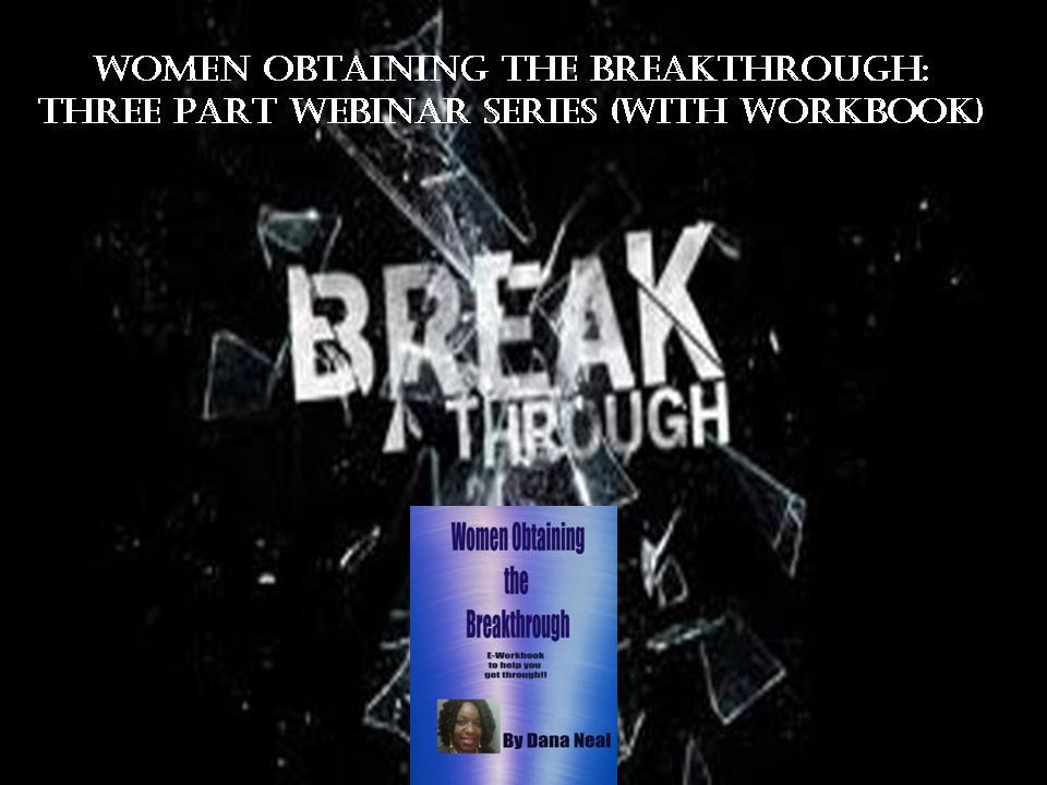 Women Obtaining the Breakthrough