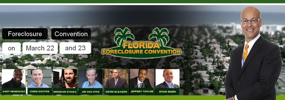 foreclosure-convention