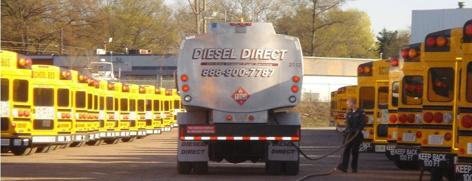 Diesel Direct On-Site Mobile Refueling