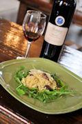 wine and pasta pairings