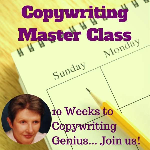 Copywriting Master Class – Ten Weeks to Copywriting Genius