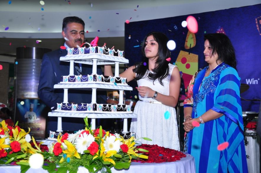 Mantri Square 4th anniversary celebrations