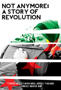Not Anymore: Story of Revolution Poster