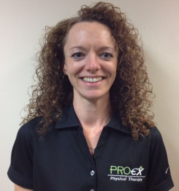 Amy Goodrich of ProEx Physical Therapy