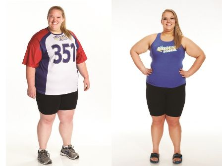 Holley Mangold in the Biggest Loser