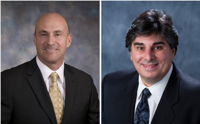 Peter Bacci (left) and Michael Tsaparian (right), Lee & Associates
