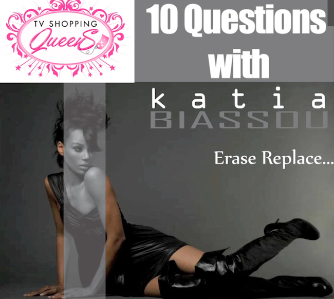 Katia 10 Questions with TVShoppingQueens.com