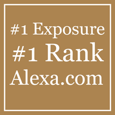 Alexa Ranking - Light Space & Time Online Art Gallery