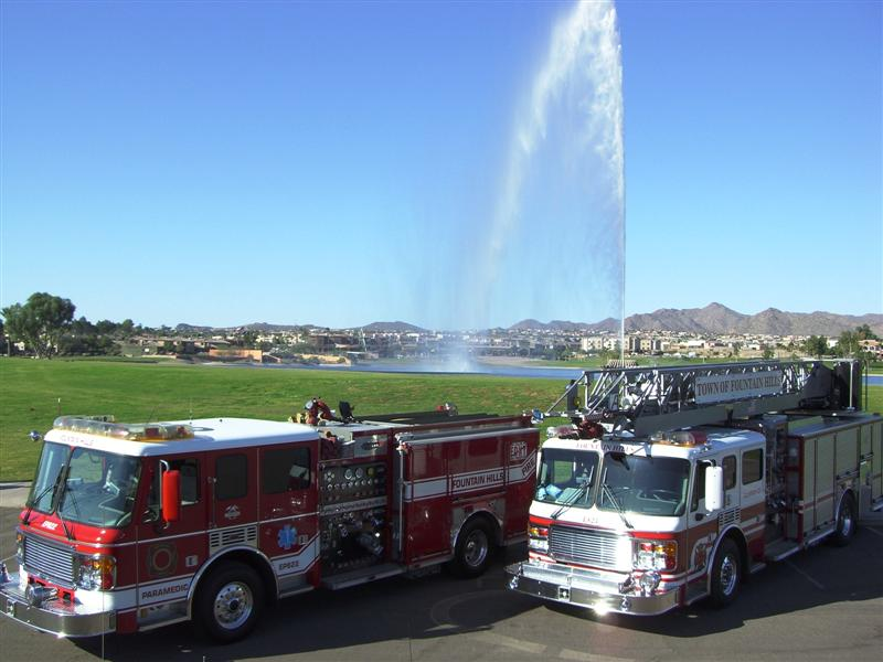 Photo Courtesy of the City of Fountain Hills