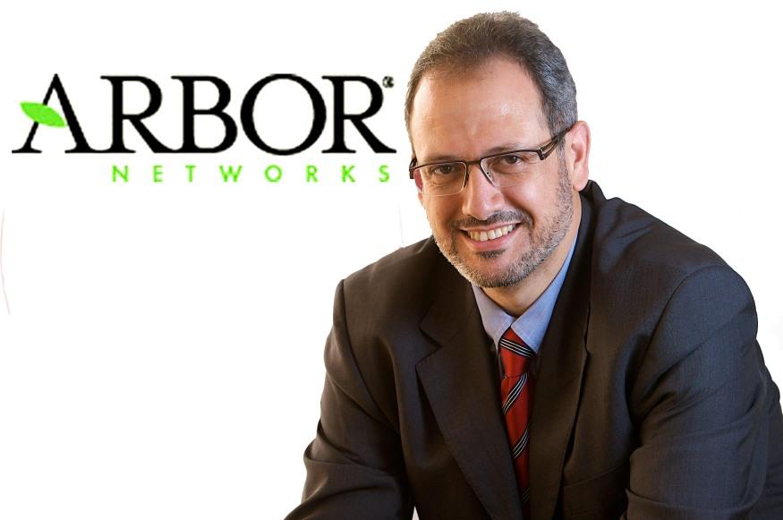 Mahmoud Samy of Arbor Networks
