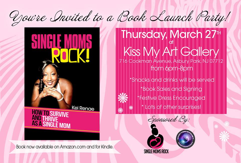 Single Moms Rock! Soft Book Launch
