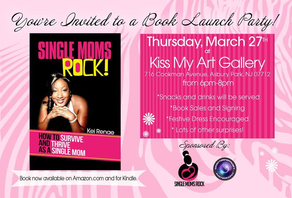Single Moms Rock! Soft Book Launch